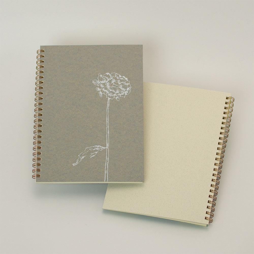 dryflower<br>(裏表紙/白銀)イメージ5
