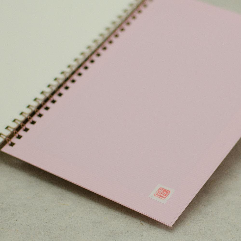 うさぎ(裏表紙/ピンク)イメージ4