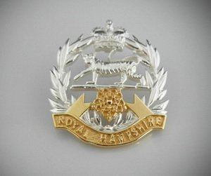 Royal Hampshire Gold Plated Pendant