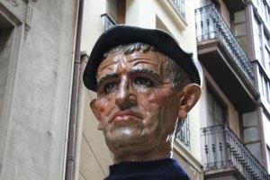 Puppet (during la Semana grande), Bilbao, Eskaudi