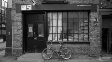 Bicycle @ You Can Now, Rivington Street, London UK