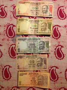 Indian currency, rupees