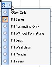 Cara Membuat Tanggal Berurutan Di Excel : membuat, tanggal, berurutan, excel, Membuat, Urutan, Tanggal, Otomatis, Excel, Waktu