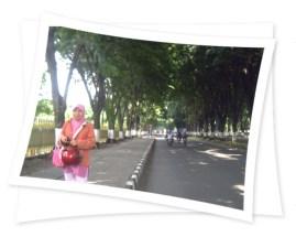 Jalanan di Rungkut - Sier