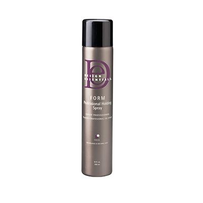 design essentials form professional holding spray 10 oz hair care products and hair supplies