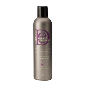 design essentials moisture retention conditioning shampoo 8 oz hair care products and hair
