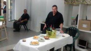 Jorge y Arturo, vermut sede