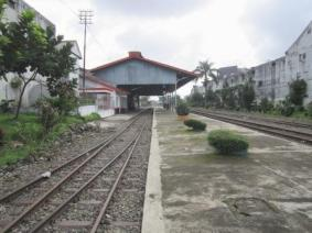 Stasiun makin dekat