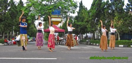 flash-mob penutup