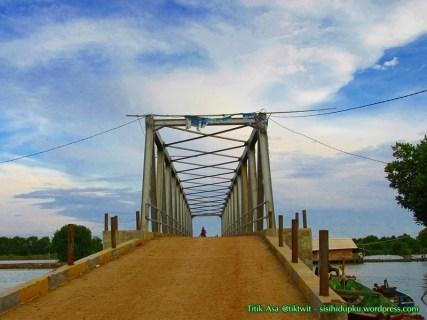 Inilah Jembatan Blacan...