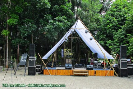 Maryono Stage.