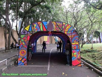 Terowongan Kampoeng Jazz 2015