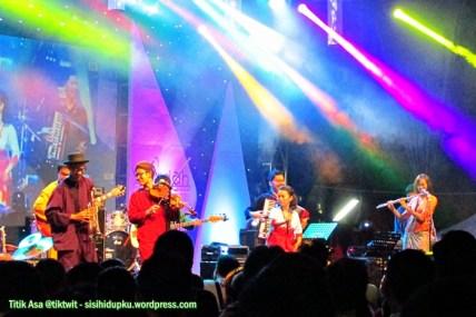 Penampilan Lantun Orchestra.