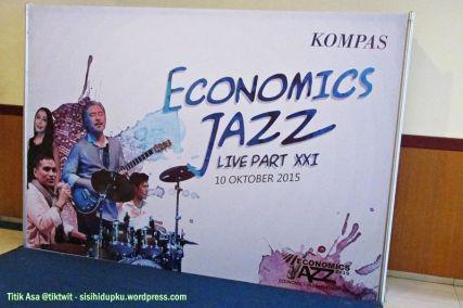 Poster Economics Jazz.