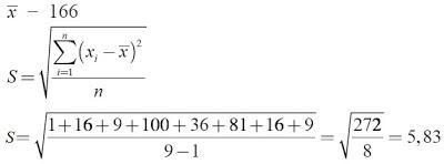 Apa kalian sudah punya bse. Statistika Matematika Rumus Contoh Soal Dan Jawaban