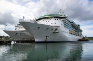 Antigua - Serenade of the Seas with MSC Armonia