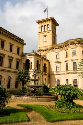 Fountain - Osborne House