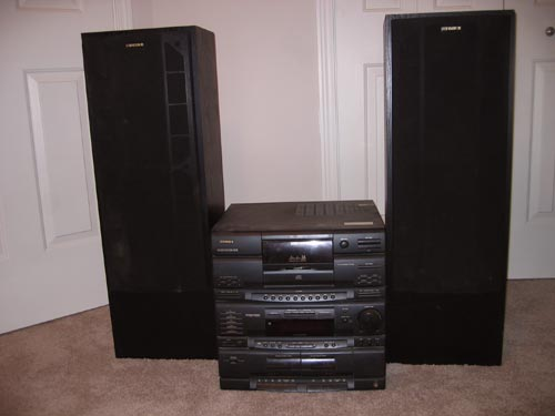 Buy this stereo! You know you want it!