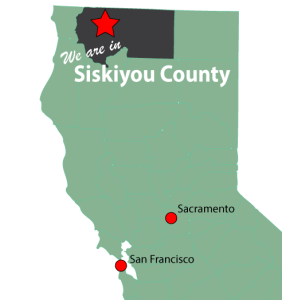 Where-is-Siskyou-County