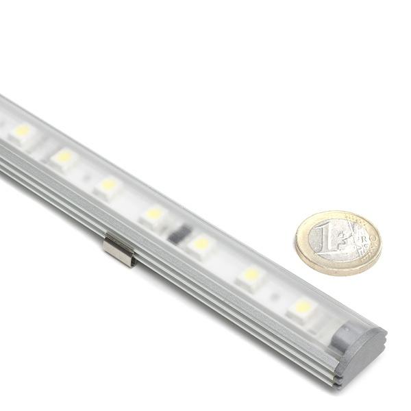 LED-Lichtleiste SIS-Licht PRO-LED mit 1€ Münze