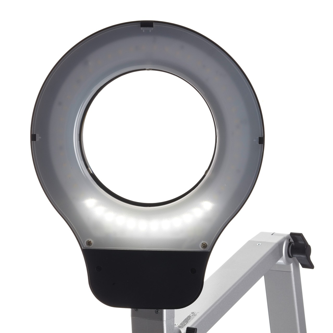 LED-Lupenleuchte SIS-Licht RLL MASTER Lichtszene hinten