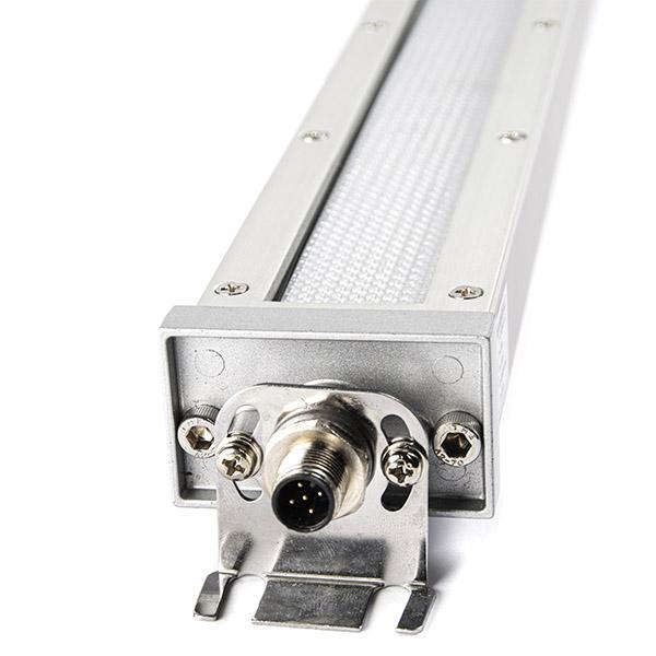 LED-Aufbauleuchte SIS-Licht MLF Anschluss M12