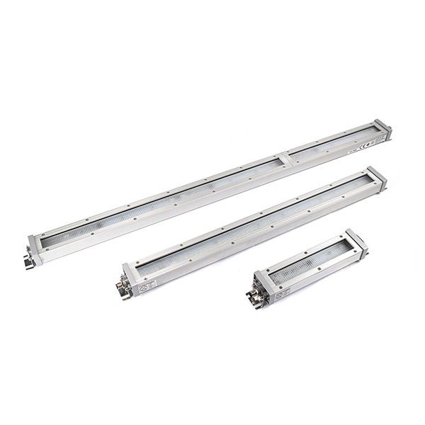 LED-Aufbauleuchte SIS-Licht MLF Variantenübersicht