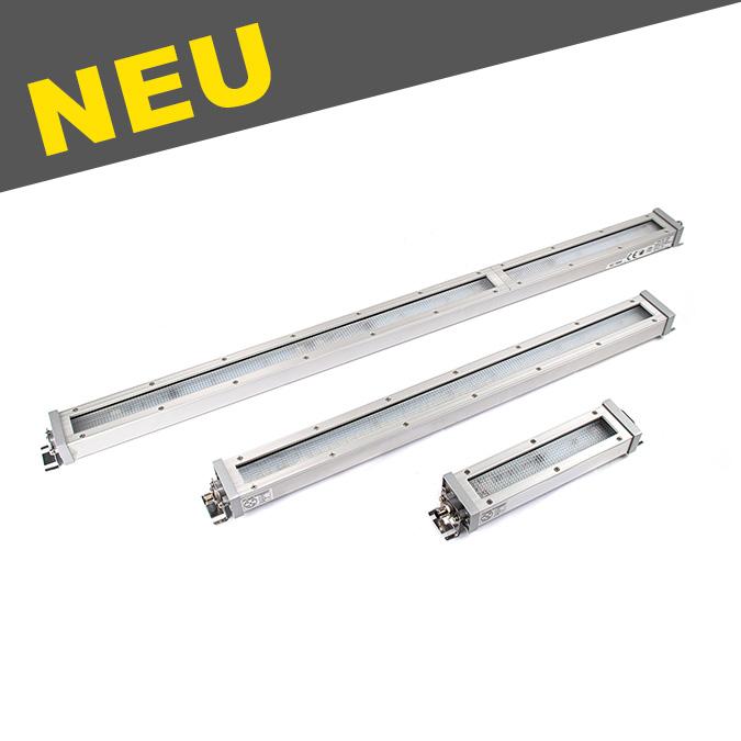 NEU: LED-Aufbauleuchte SIS-Licht MLF