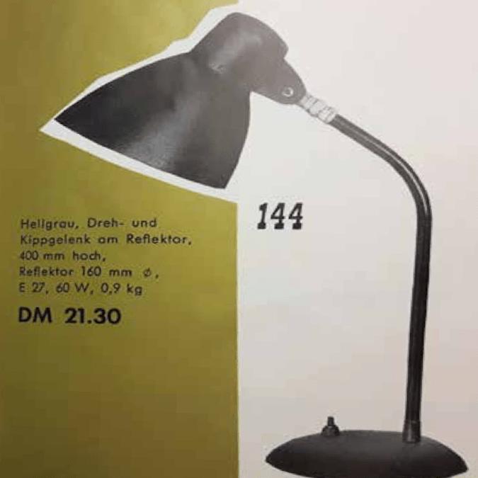 Werkstattleuchte Nr. 68, SIS-Licht Schweinfurt