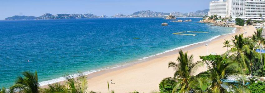 Estas son las mejores zonas para vivir en Acapulco