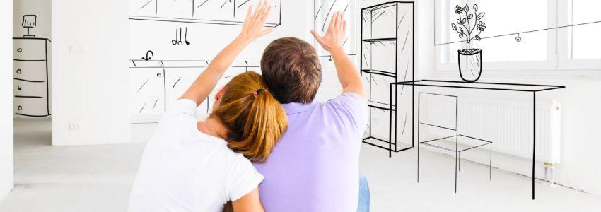 La casa de tus sueños en cinco pasos