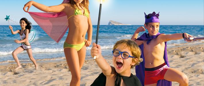Actividades súper divertidas para niños en Acapulco