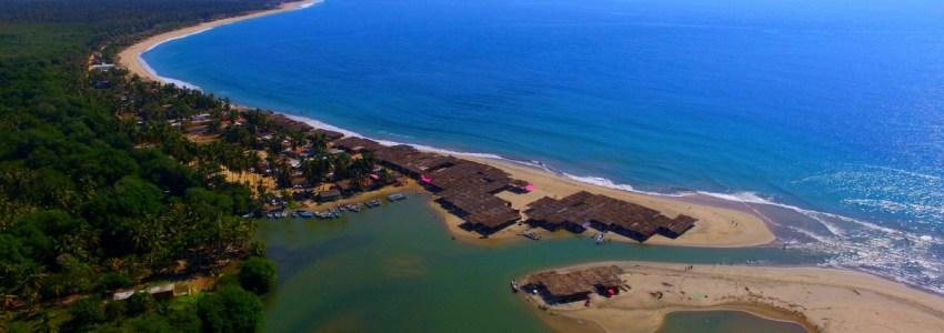 Playas vírgenes en Guerrero