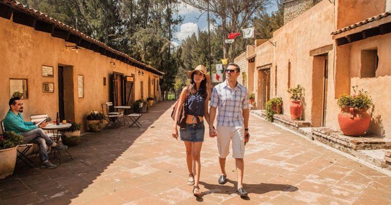 Val'Quirico, un paraíso medieval cerca de Puebla