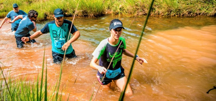 Juliana Longatto curte seus primeiros desafios no trail running
