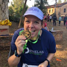 Tatiana Libois e sua jornada até o Desafio do Pateta