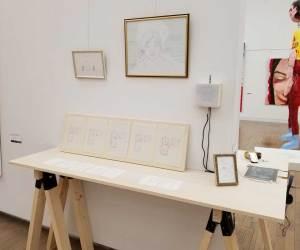 「隣の人」土屋紀代美/Kiyomi TSUCHIYA 女子美術大学美術研究科博士前期課程洋画研究領域