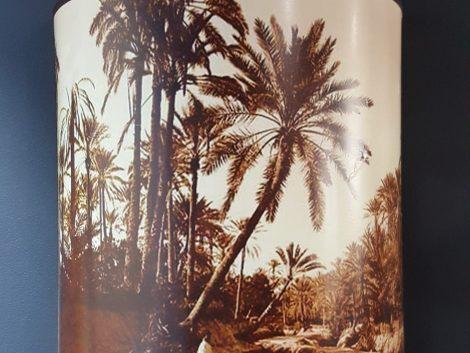 Applique palmier Sépia II