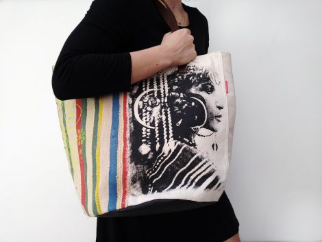 sac seau porté