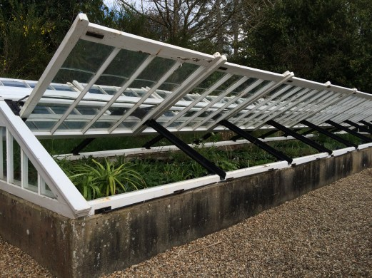 Victorian cold frames