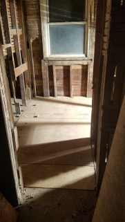 1st Floor Bath Sub Floor installed