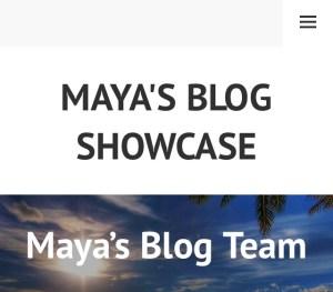 mayas blog