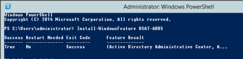 Remote Tools Administration Pack