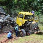 Conductor muere en accidente de transito en el Caribe Sur