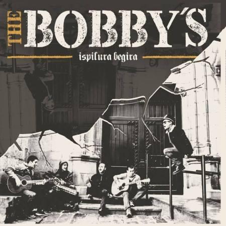 Portada del disco de the bobbys ispilura begira