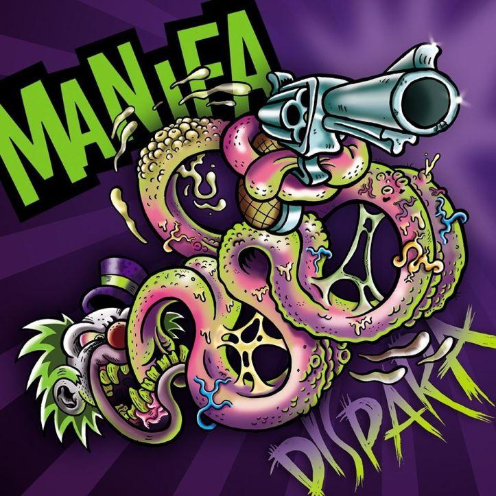 """Ya está disponible el nuevo disco de Manifa: """"Dispara"""""""