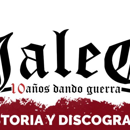 Jaleo es una banda de streetpunk de navarra