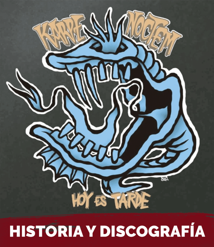karpe Noctem es un grupo de Hardcore-punk de Valladolid