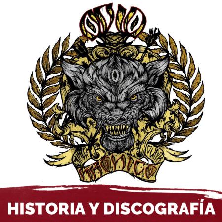 Odio Kronico es un grupo de Lorca (Murcia).