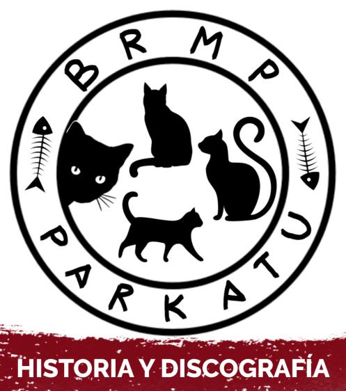 Logo de parkatu, grupo de punk